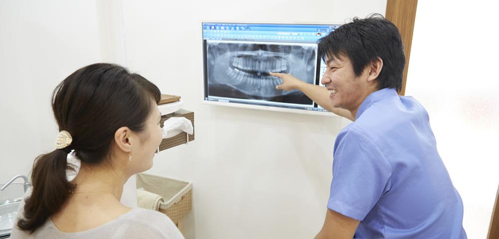 本八幡で根管治療(歯の神経治療)