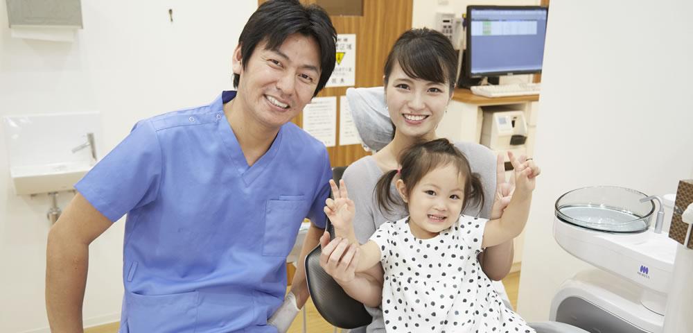 本八幡でキッズコーナーを設けている歯医者