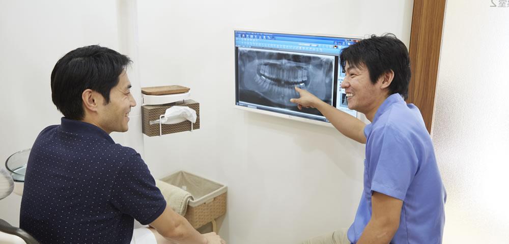 本八幡での虫歯治療